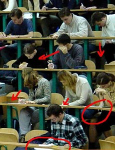 ways of cheating in exams How to cheat on a test using school supplies cheating on a test is never a  good idea you cheat both yourself and your future however, if you must, at least .