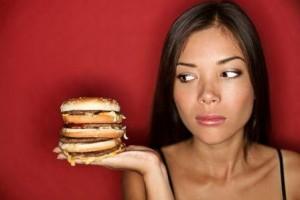 fast food depression