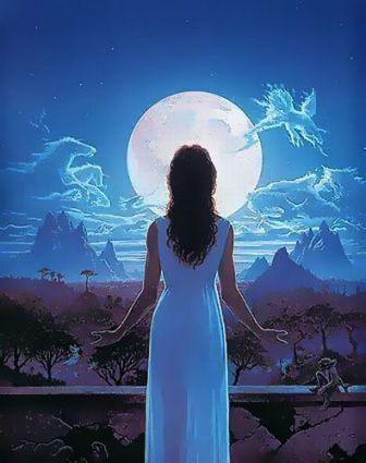 full moon effect