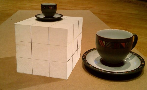 cup illusion
